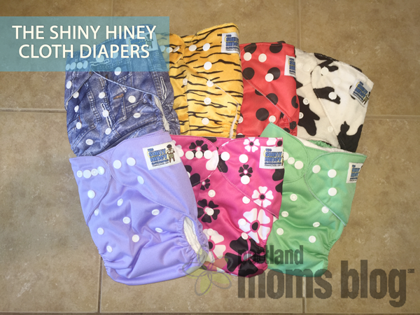 The Shiny Hiney cloth diapers