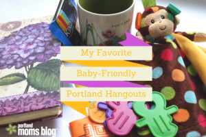 Baby Friendly Mama Hangouts - feature