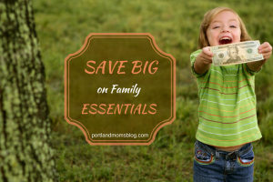 Save money on family essentials with and without coupons