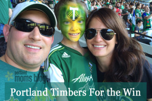 Portland Moms Blog Portland Timbers