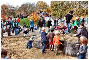 west portland playground