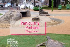 Unique Portland Playgrounds
