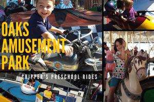 Oaks Park Chippers Preschool Rides