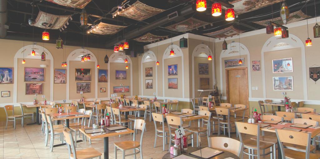 The Gyro House Mediterranean Grill