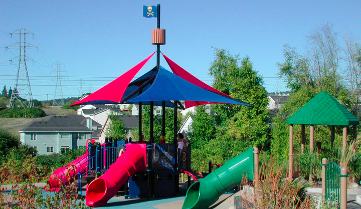 Pirate Park 15975 NW Energia St, Portland  (Sunset West/Rock Creek/Bethany neighborhood)