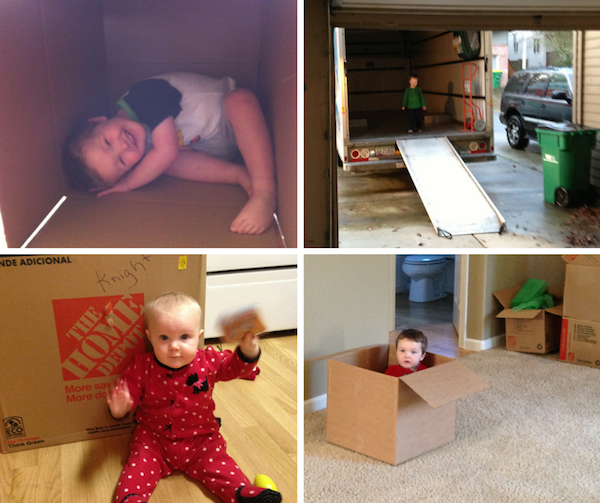 Moving to Portland with kids