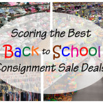 Back-to-School Shopping: Scoring Great Deals at Consignment Sale Events
