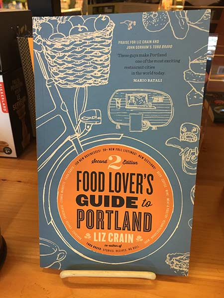 Food Lover's Guide to Portland (2nd edition)