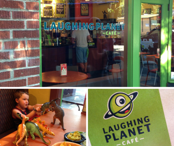 laughing planet cafe kid-friendly restaurant in portland