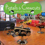 A Haircut in Wonderland {Pigtails and Crewcuts Hillsboro}