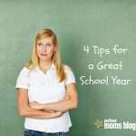 4 Tips for a Great School Year