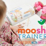 Stepping in Style with Mooshu Trainers {Giveaway}