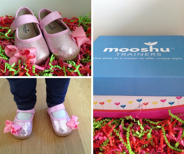 Mooshu Toddler Shoes