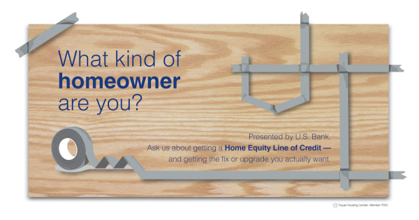 US Bank Home Equity Line Of Credit - What Kind of Homeowner are you