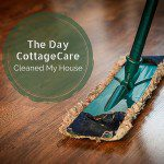 The Day CottageCare Cleaned My House {Review}