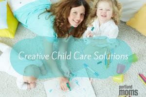 Portland Babysitter Child Care Options