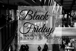 National Buy Nothing Day