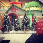 More Than Santa's Lap: HGTV's Santa HQ at Washington Square