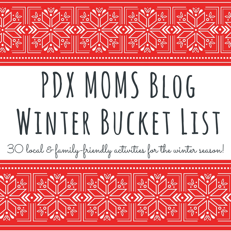 PDX Winter Activities Events