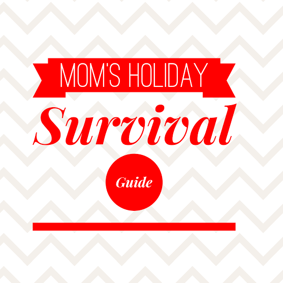 moms holiday survival guide logo