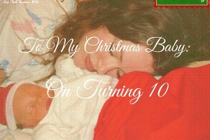 To my Christmas Baby (1)