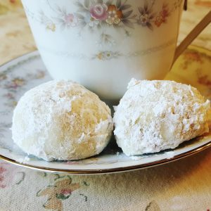 Russian Tea Cakes cookies