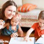 The Child Care Dilemma: Nanny, Daycare, Au Pair – Oh My!