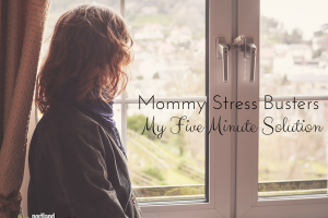 five minute stress relief mediation exercises