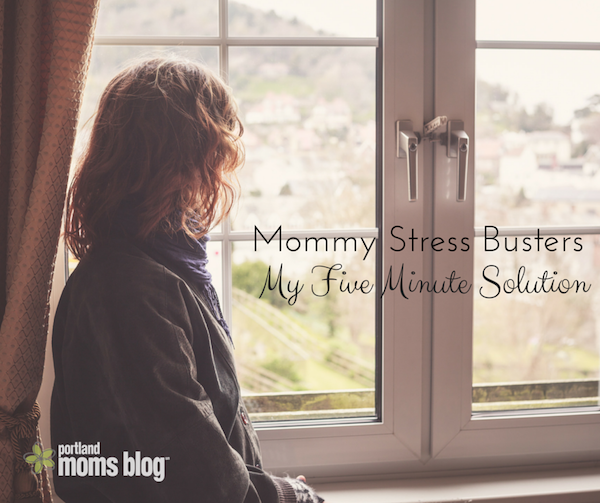 five minute mediation exercises, stress relief