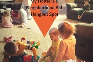 Neighborhood Kids Hangout Spot