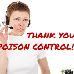 Thank You, Poison Control