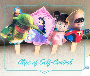 Clips of Self-Control