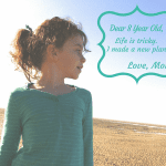 To My 8-Year-Old, Now That Life is Tricky