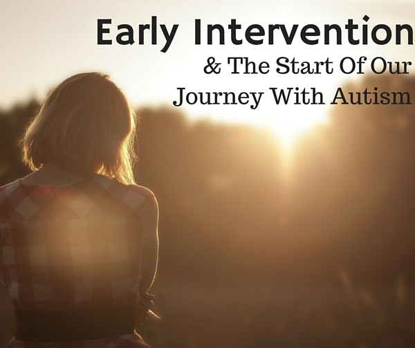 Early Intervention Journey with Autism