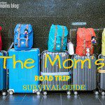 The Mom's Road Trip Survival Guide