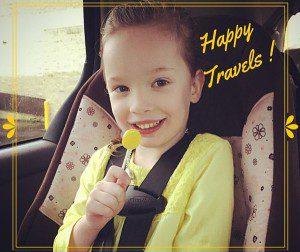 road trip kid