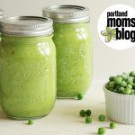 Green Goo for Lunch? Why Pea Leek Soup is a Grab and Go Favorite {Recipe}