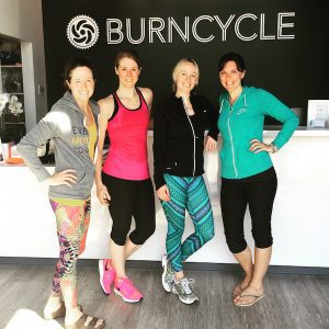 BurnCycle Spin Studio Lake Oswego