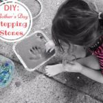 DIY Mother's Day Stepping Stones