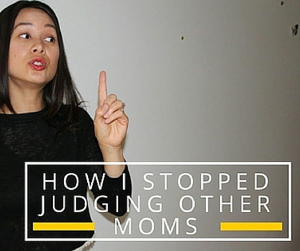 judging other moms