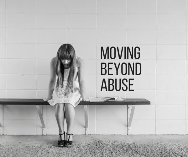 Moving beyond abuse survivor