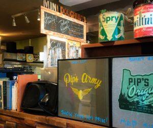 Pip' doughnut review, Portland doughnut shops