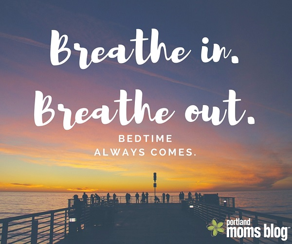breathe in breathe out bedtime always comes