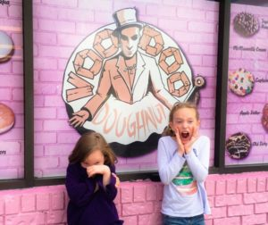 voodoo donut review, Portland doughnut shops