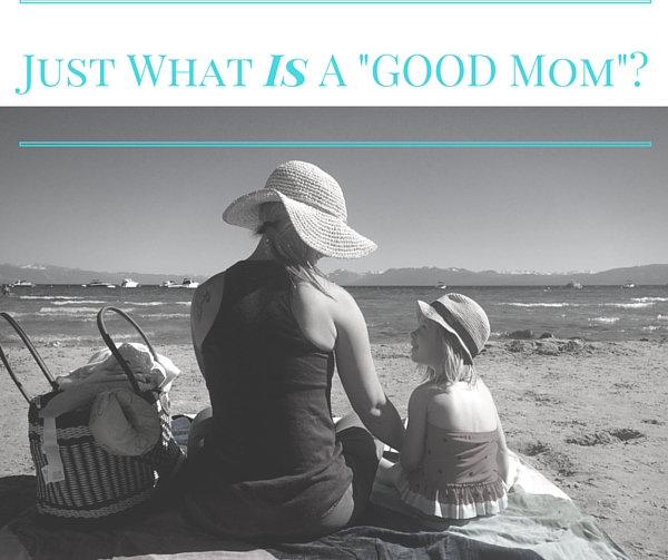 Just What Is A GOOD Mom