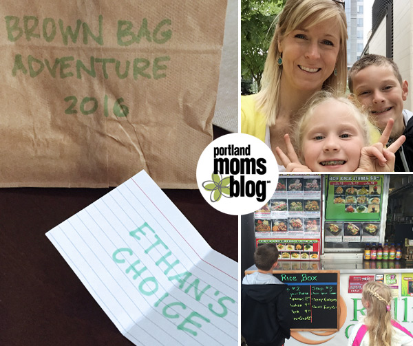 brown bag adventures, beat summer boredom, summer boredom cure