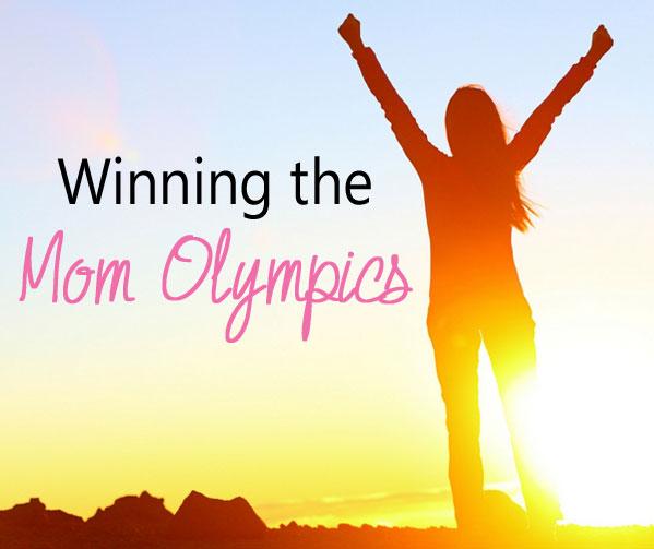 mom olympics