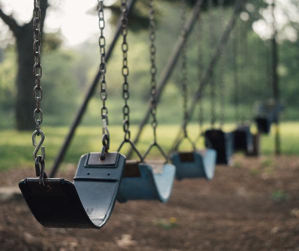 playground, stranger danger