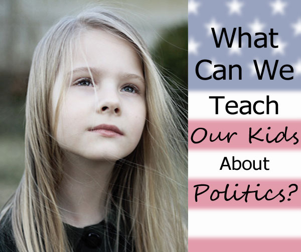 teach kids about politics