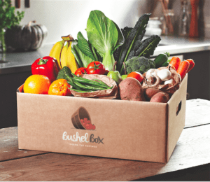 save money on healthy food with bushelbox